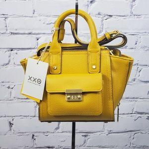 Phillip Lim Mustard Yellow Mini Satchel Bag NWT